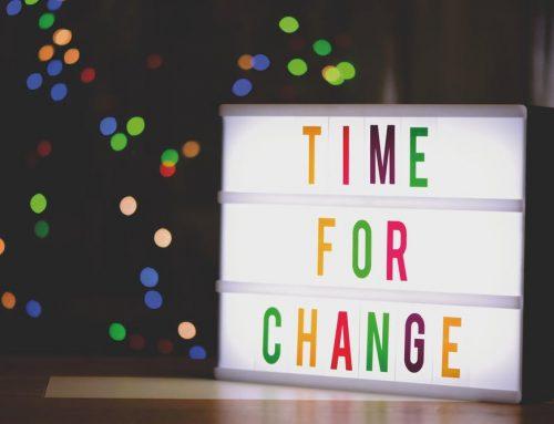 Sai abbracciare il cambiamento?